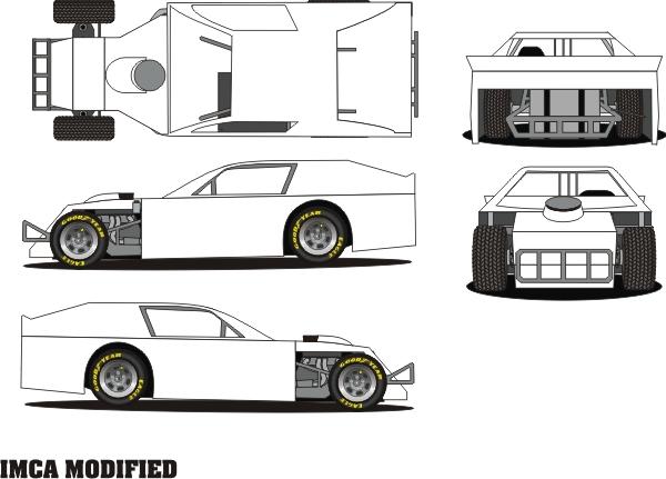 blank race car templates - the gallery for dirt race car designs