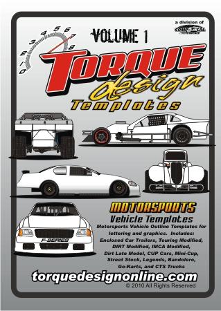 Us legend car design template