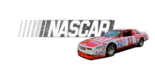 VINTAGE NASCAR RESTORATION DECALS
